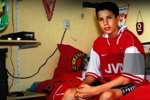 Futbolcuların küçüklük fotoğrafları şaşırttı 18