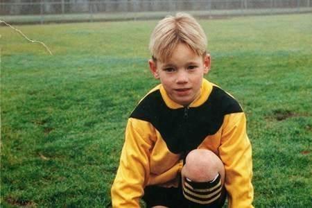 Futbolcuların küçüklük fotoğrafları şaşırttı 19