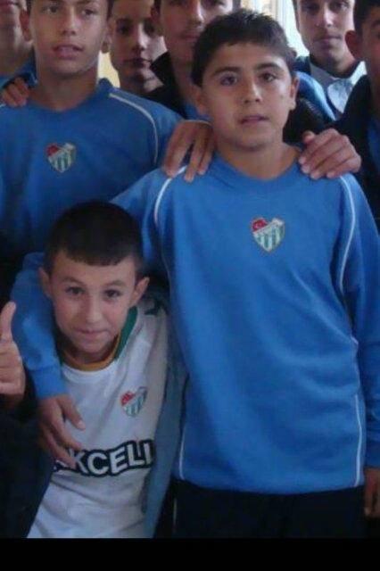 Futbolcuların küçüklük fotoğrafları şaşırttı 4