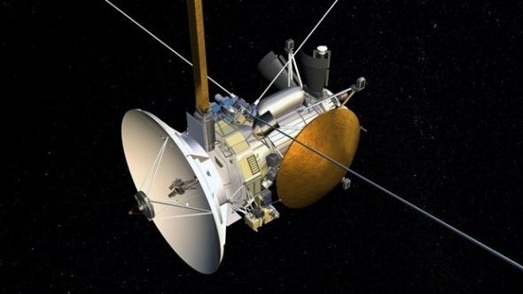NASA yeni Satürn fotoğraflarını yayınladı 1