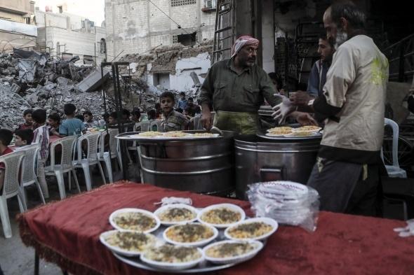 Dünyadan Ramazan manzaraları 17