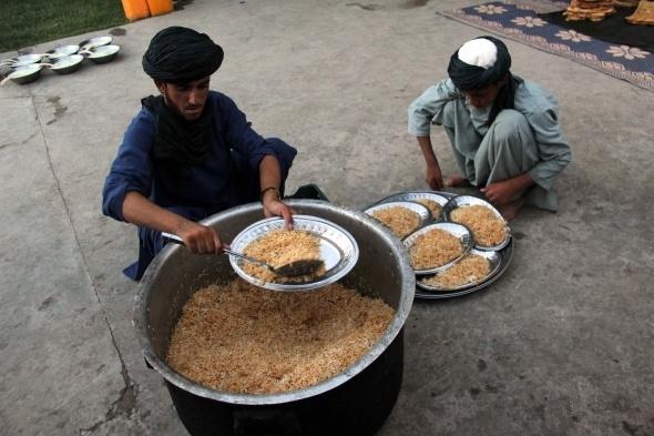 Dünyadan Ramazan manzaraları 19