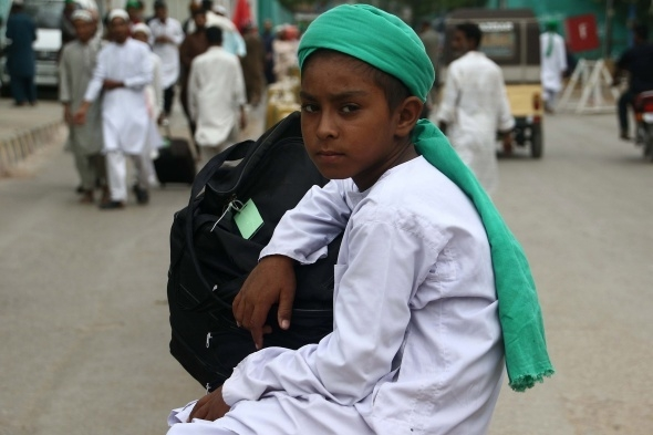 Dünyadan Ramazan manzaraları 5