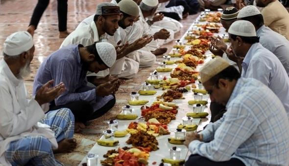 Dünyadan Ramazan manzaraları 6