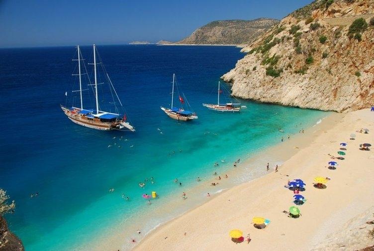 Türkiye'de tatil yapılacak en iyi 10 yer 1