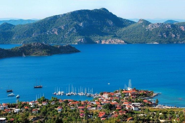 Türkiye'de tatil yapılacak en iyi 10 yer 5