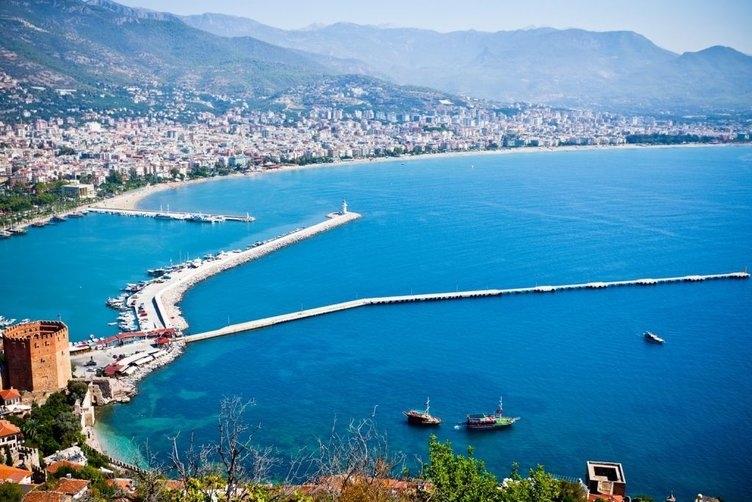 Türkiye'de tatil yapılacak en iyi 10 yer 6