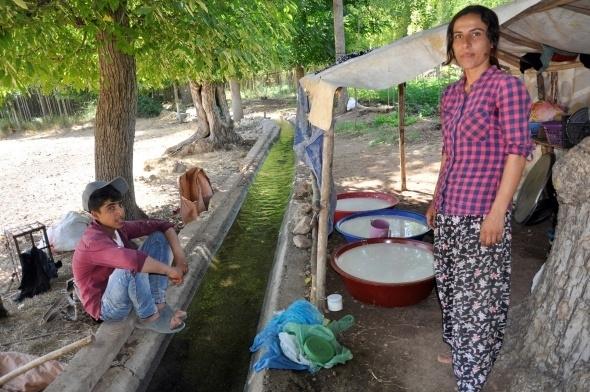 200 yıllık geleneği sürdüren köylüler hasta olmuyor 7