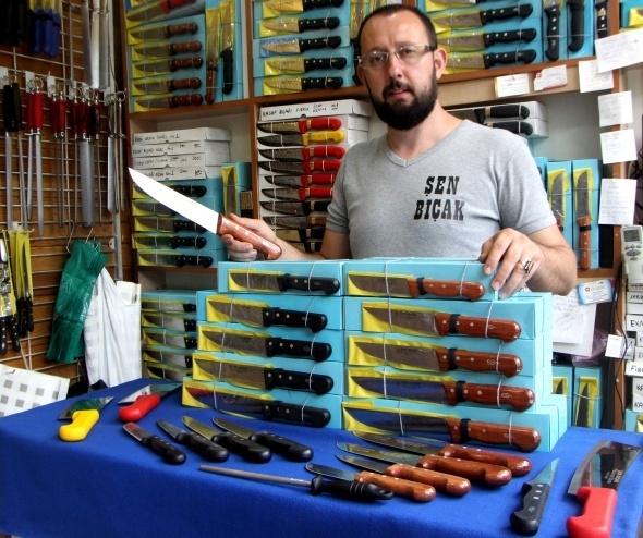 Dünyaca ünlü bıçaklar kurban öncesi yok satıyor 7