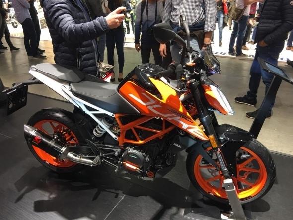 İşte 2018 KTM Motosiklet Modelleri 10