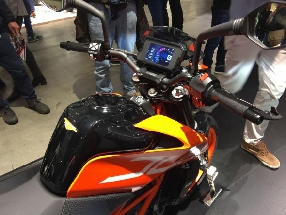 İşte 2018 KTM Motosiklet Modelleri 11