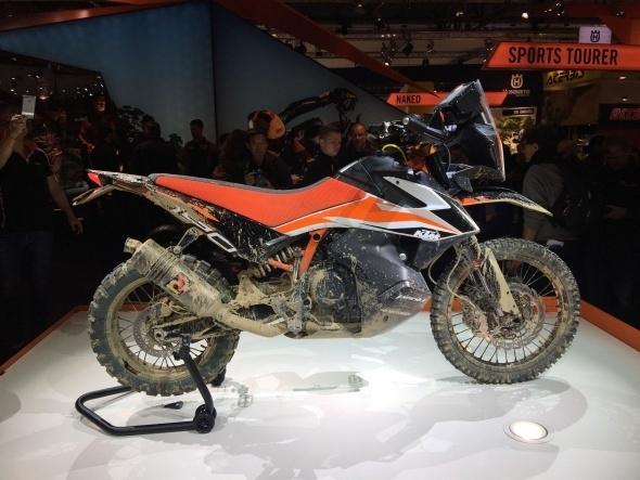 İşte 2018 KTM Motosiklet Modelleri 3
