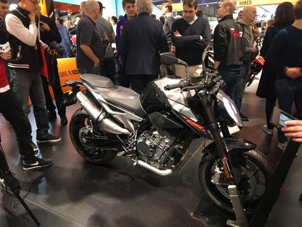 İşte 2018 KTM Motosiklet Modelleri 7