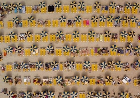 En iyi drone fotoğrafları 4