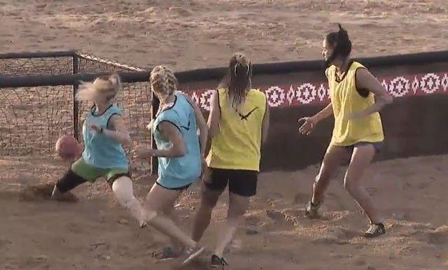 Survivor son bölümde ada ve futbol oyunlarını kim kazandı? 2