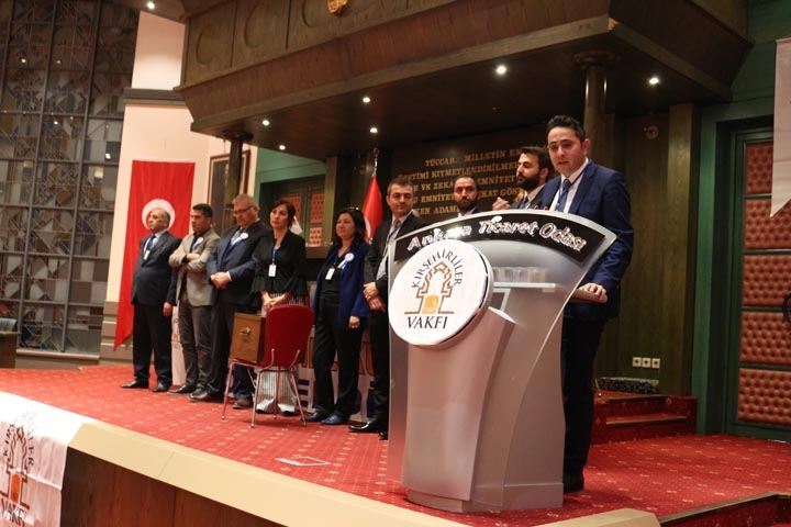 Kırşehirliler Vakfı'nda Oğuz Altın Dönemi 19