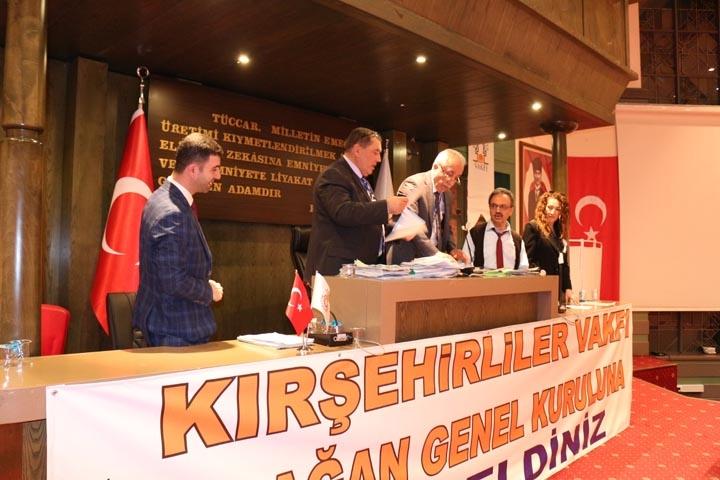 Kırşehirliler Vakfı'nda Oğuz Altın Dönemi 25