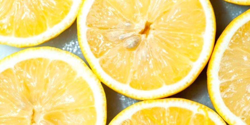 Hergün bir adet limon yemenin faydaları nelerdir?