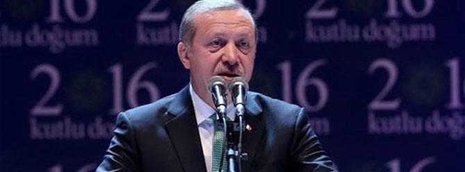 Erdoğan: Babama Laz mıyız Türk müyüz diye sordum