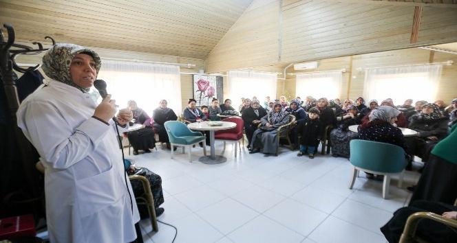 Sincan'da eğitici seminerler devam ediyor
