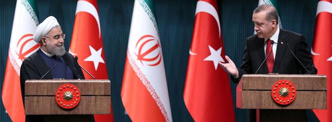 Erdoğan-Ruhani basın toplantısı: Görüş ayrılıklarımız var