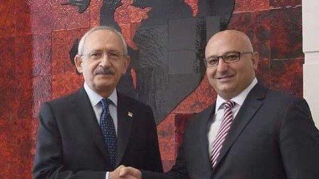 Kılıçdaroğlu'nun başdanışmanı  Fatih Gürsul gözaltına alındı