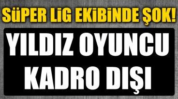 Eskişehirspor'da Boffin kadro dışı!