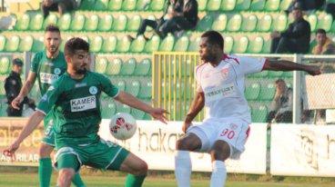 Giresunspor 2-0 Samsunspor