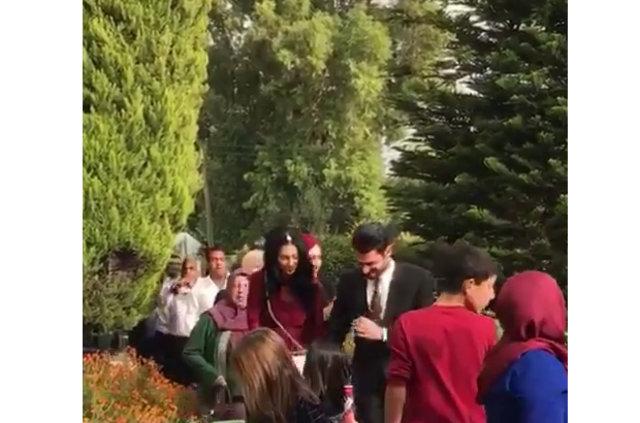 Murat Yıldırım, Imane Elbani'yi Adana'da ağırladı