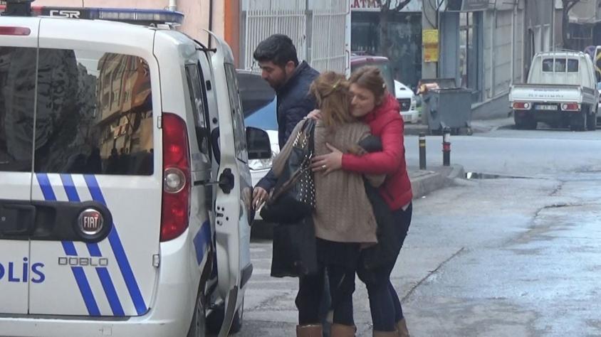 Bursa'da kaçırılan genç kız kurtarıldı