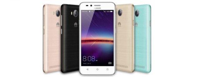 Huawei Y3 II Resmen Tanıtıldı