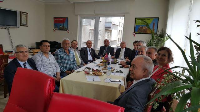 Kırşehirliler Vakfı'nda faaliyetler masaya yatırıldı