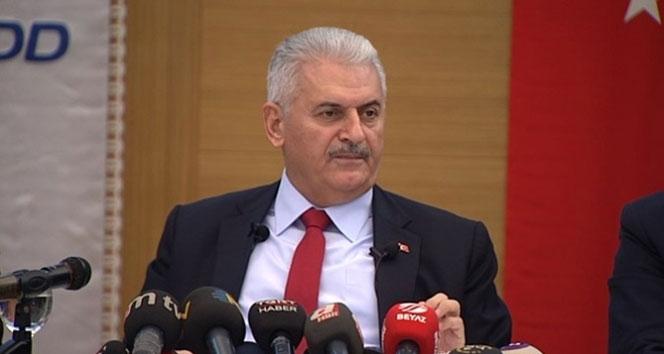 Binali Yıldırım: 'Türkiye siber saldırılarda...'