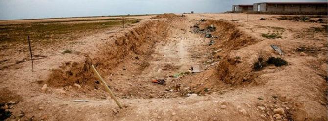 Irak'ta toplu mezarlar bulundu