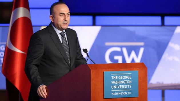Çavuşoğlu, Pakistan Dişişleri Bakan Yardımcısı Fatemi ile görüştü
