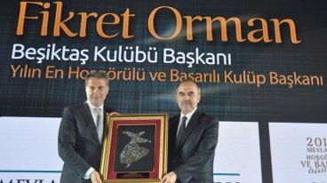 En hoşgörülü başkan Fikret Orman!