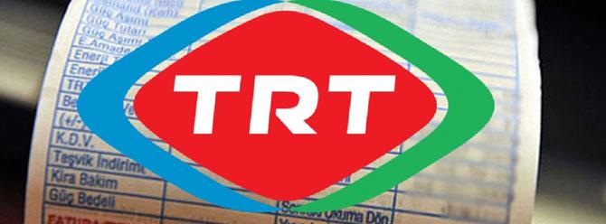 Elektrik faturasındaki TRT payının iptal ve iade talebine ret