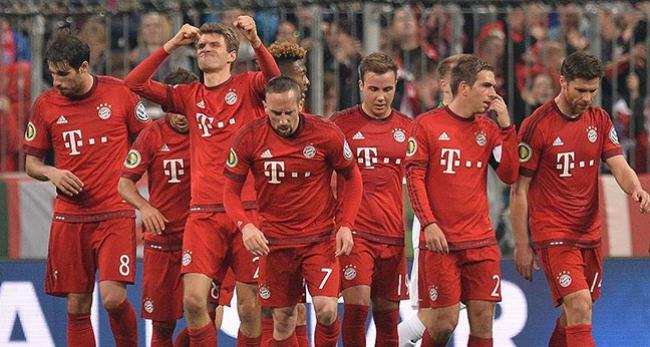 Kupada ilk finalist Bayern Münih