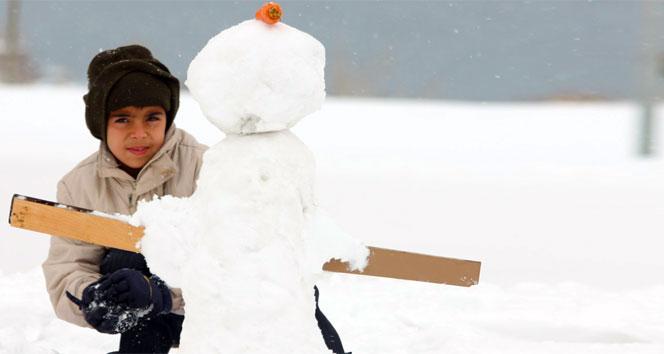 Okullar tatil mi? (9 Ocak) Okullar tatil edildi mi? Türkiye'de okullara kar tatili