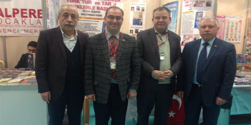 Silsüpür ve Tunçbilek'e destek ziyareti