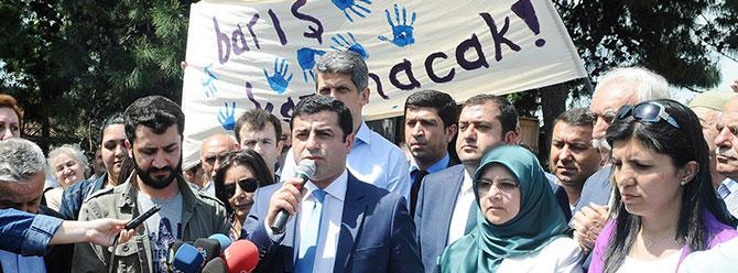 Selahattin Demirtaş'tan flaş Kandil iddiası