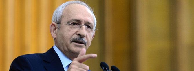 Kılıçdaroğlu'ndan Davutoğlu'na dokunulmazlık çağrısı