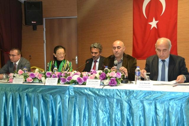 Şangay yolundaki Türkiye konuşuldu