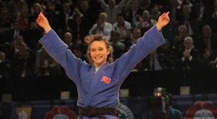 Judoda, Dilara Lokmanhekim Avrupa üçüncüsü oldu haberi