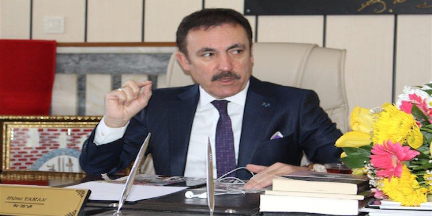 AHİD, Ankara'ya hizmet için herkesten destek bekliyor