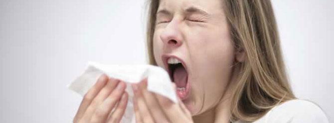 Alerjik nezle keyfinizi kaçırmasın