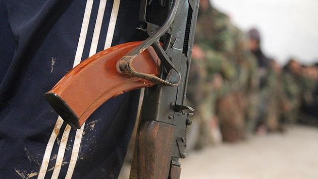 Sözde üst düzey DAİŞ militanı yakalandı
