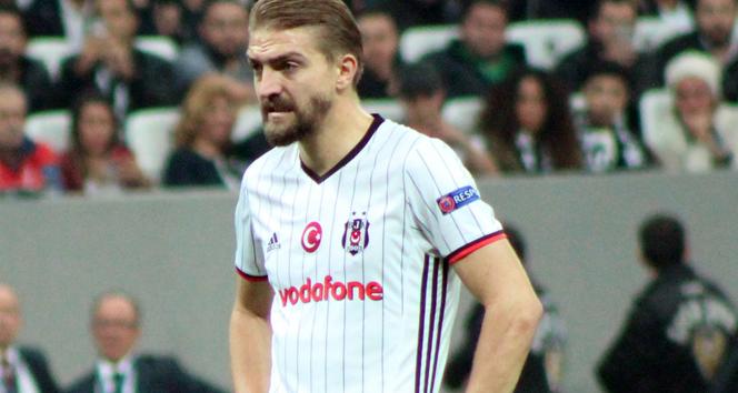Beşiktaş'ta Caner Erkin sevinci