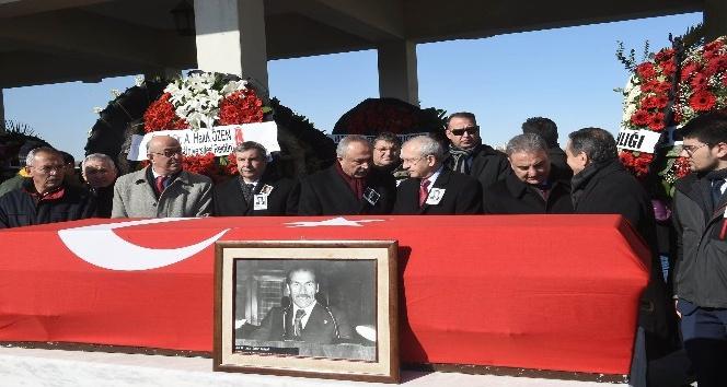 Kılıçdaroğlu, Hüseyin Öztürk'ün cenazesine katıldı