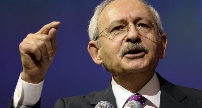 CHP lideri Kılıçdaroğlu, Elif Doğan Türkmen'in istifasını istedi
